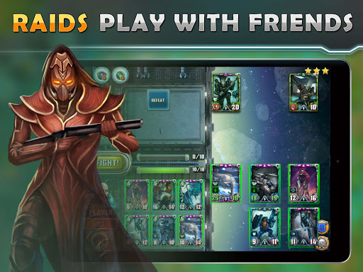 Star Quest: TCG - screenshot