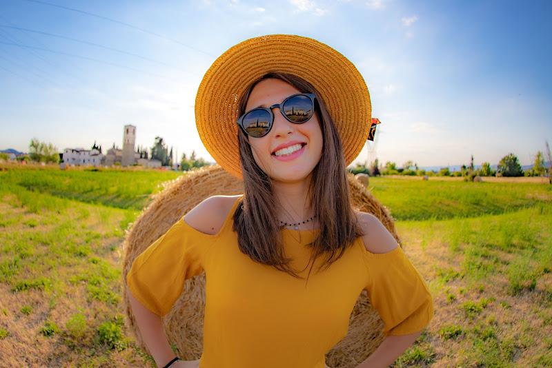 Smile in a sunny day di guidosky