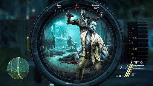 Zombie Sniper - Last Man Stand  screenshots 1