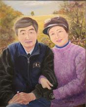 Photo: 大竹 貞男  ■作品名 : O夫妻の幸せの肖像
