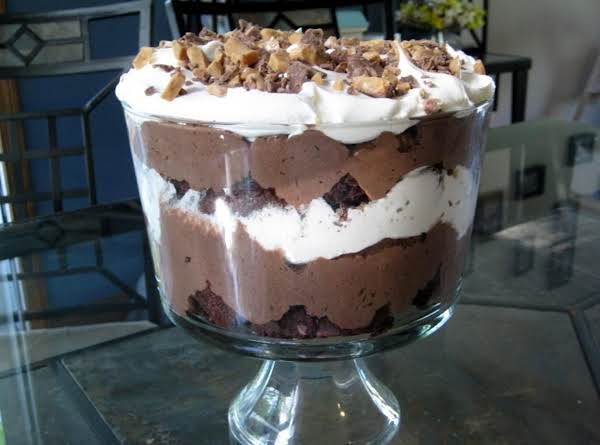 Brownie Triffle Recipe