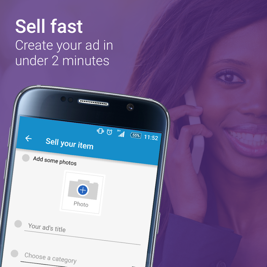 OLX Uganda Sell Buy Cellphones- screenshot