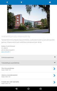 Finnish Architecture Finder- screenshot thumbnail