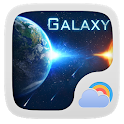 Galaxy Theme GO Weather EX icon