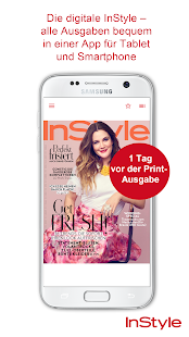 InStyle Mag Germany- screenshot thumbnail