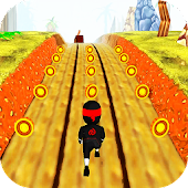 Subway ninja run 3D