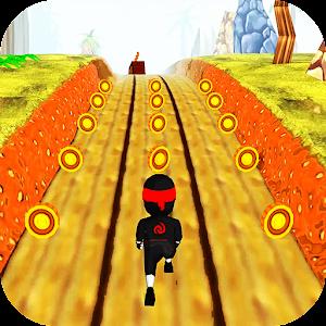 Subway ninja run 3D for PC and MAC