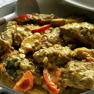 Bill Granger's chicken curry