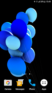 Balloons 3D Live Wallpaper screenshot 6