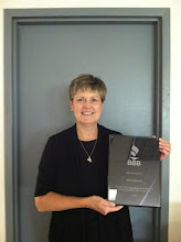 Photo: Diane Manel, District Admin Manager of Atlas Glen-Mor in Chelsea, MA. Celebrating 25 years as an Accredited Business.