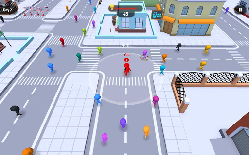 Move.io: Move Stop Move - Stickman Crowd 3D 0.0.47 screenshots 16