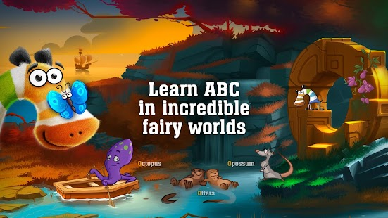 Zebrainy ABC Wonderlands - Kids Games for Toddlers- screenshot thumbnail