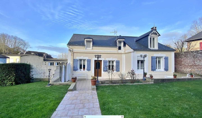 Maison avec terrasse Yport