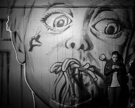 Photo: [...]  #streetartphotography  #fujigirl