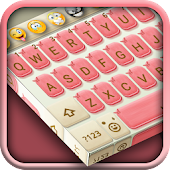 Cute Butterfly Keyboard