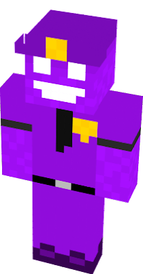 Purple Guy from Fnaf