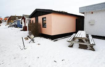 Photo: Så här såg boden ut när vi köpte den höst/ vinter 2009.