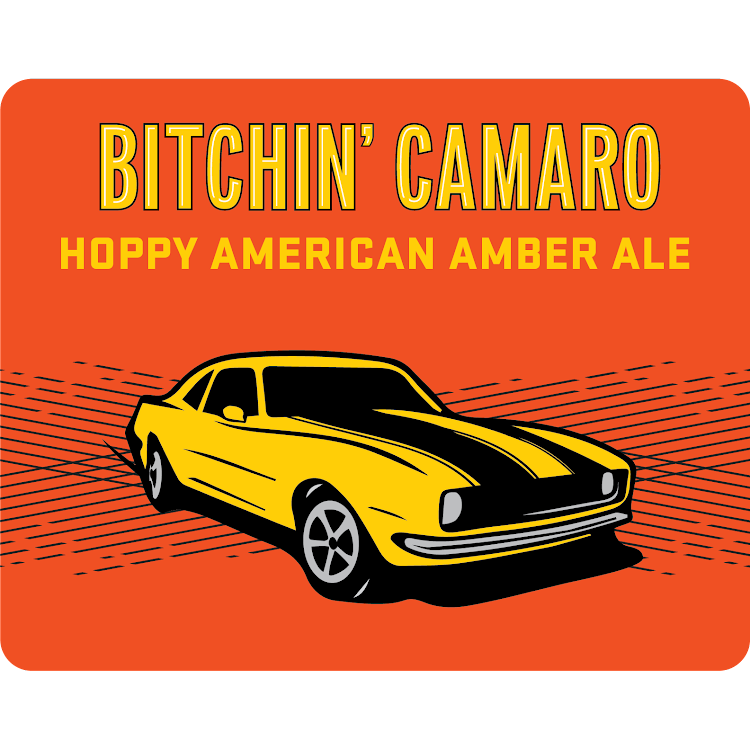 Logo of Real Ale Bitchin' Camaro