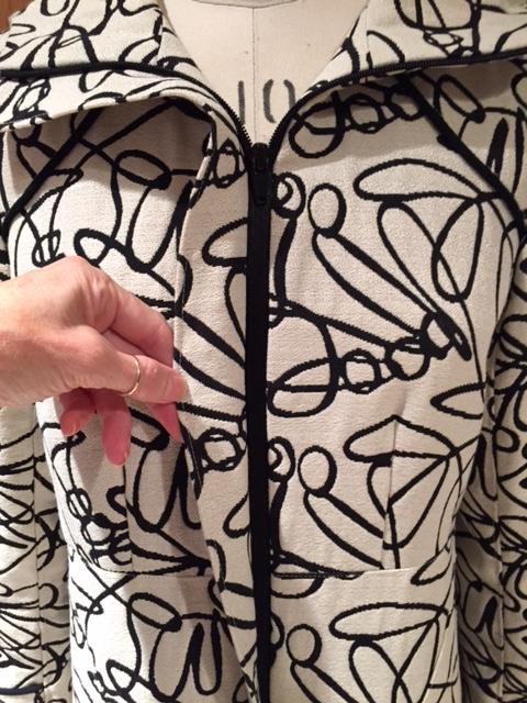 Pepernoot Coat Sew Along   Week  2: Pattern Details, Fabric Choice & Prep