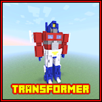 Transformer MCPE Mod Addon Icon