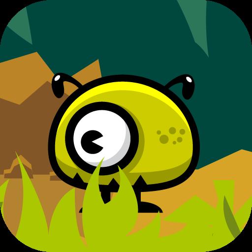 【カジュアルゲーム】 Avoid 動作 App LOGO-APP試玩