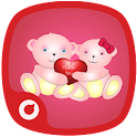 Cute Lovers - Solo Theme icon