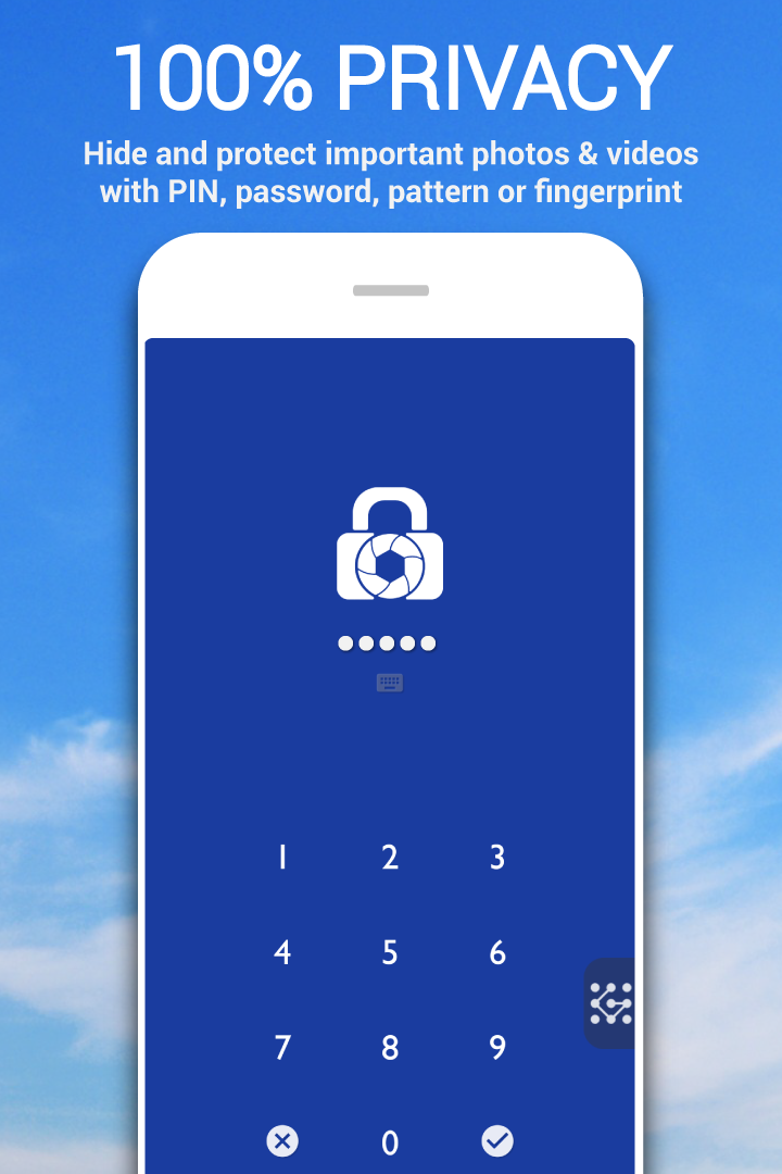 LockMyPix: Private Photo & Video Vault Screenshot 7