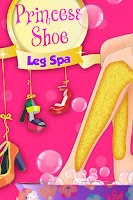 Screenshot of Princess Shoe & Leg Spa