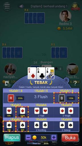 Kartu Cangkulan ( Game Lokal ) 2.5.2 screenshots 11