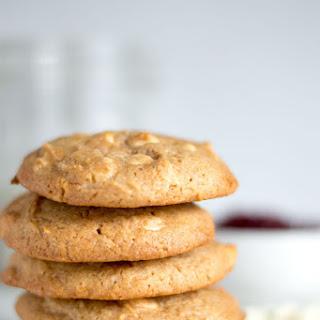 Raspberry White Chocolate Chip Cookies