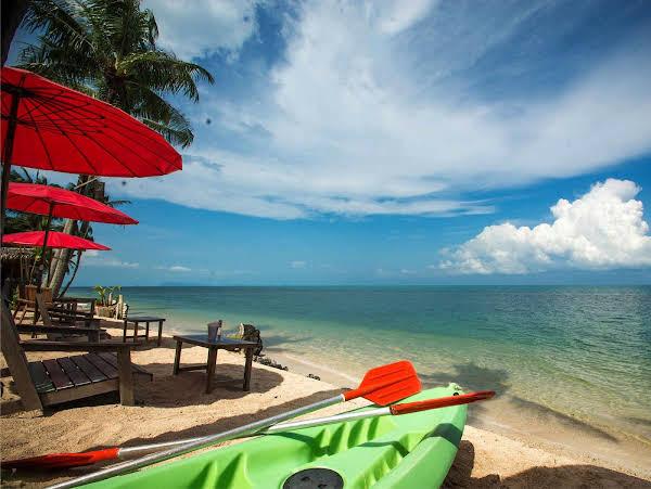 By Beach Resort