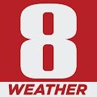 FOX 8 Weather icon