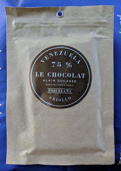 75% Alain Ducasse Venezuela bar