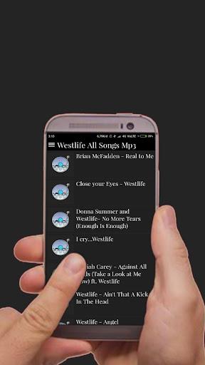Westlife All Songs Mp3 screenshot 3