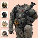 Army Man Photo Editor icon