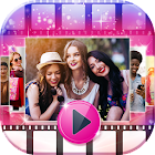 Slideshow Pro : Video Maker with Photos and Music icon