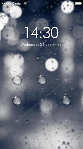 免費下載天氣APP|AppLock Rain app開箱文|APP開箱王