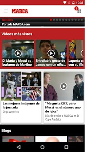 MARCA - Diario Líder Deportivo Screenshot 7