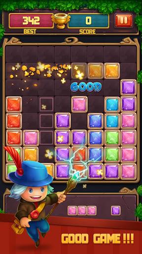 Block Puzzle Jewels Blitz Brick 2019 screenshot 1