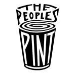 Logo of People's Pint Provider Pale Ale