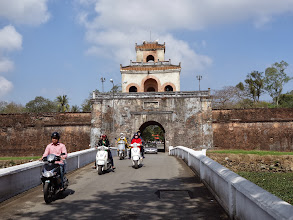 Photo: VIETNAM Hué - la Citadelle