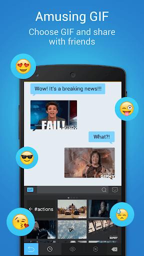 DU Emoji Keyboard(Simeji) screenshot 2