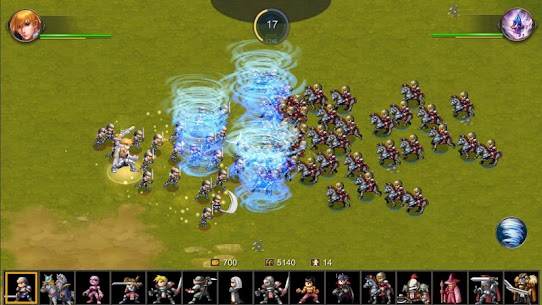 Miragine War Mod Apk (Unlimited Crystals) 2