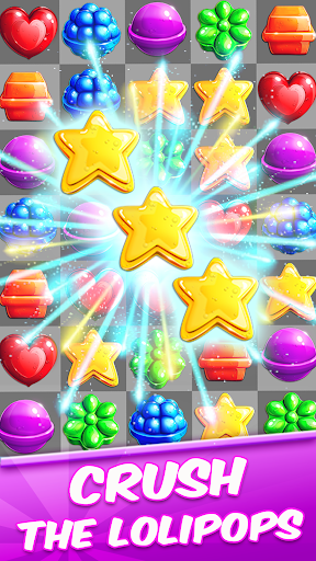 Lollipop Rush Match 3 - screenshot