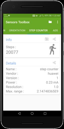 Sensor Toolbox  screenshots 6