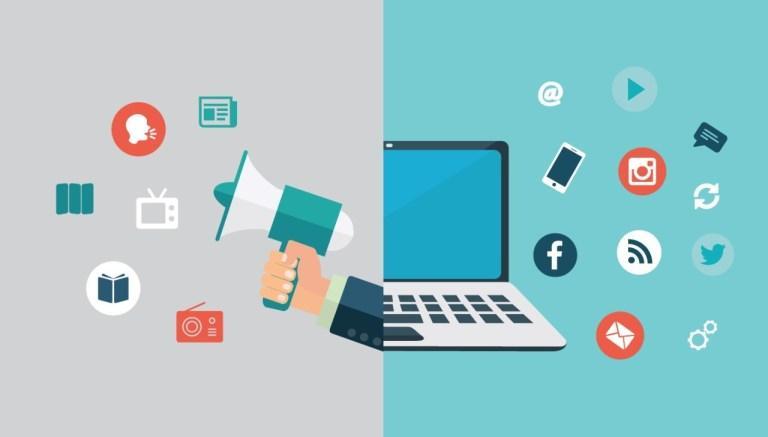 Marketing vs Digital media marketing