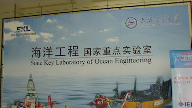 Photo: ocean engineering researches