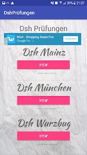 screenshot image - Dsh Prfung Beispiel