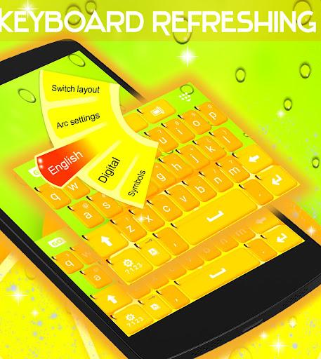 玩免費個人化APP|下載さわやかなキーボード app不用錢|硬是要APP