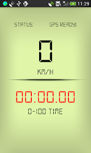 Digital GPS Speedometer- screenshot thumbnail
